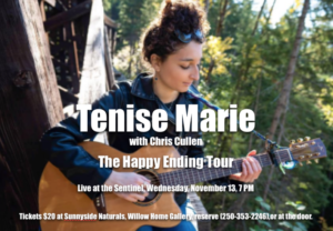 Tenise Marie & the Happy Ending Tour